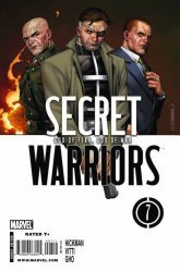 Marvel Comics's Secret Warriors Issue # 7