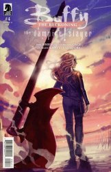 Dark Horse Comics's Buffy The Vampire Slayer: Season 12 - The Reckoning Issue # 4