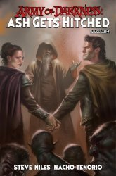 Dynamite Entertainment's Army of Darkness: Ash Gets Hitched Issue # 2e