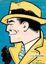 Chelsea House Publications's The Celebrated Cases of Dick Tracy Hard Cover # 1
