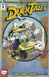 IDW Publishing's DuckTales: Silence and Science Issue # 2ri
