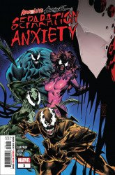 Marvel Comics's Absolute Carnage: Separation Anxiety Issue # 1