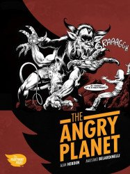 Hibernia's The Angry Planet Issue # 1