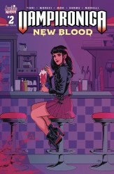Archie Comics Group's Vampironica: New Blood Issue # 2