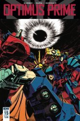 IDW Publishing's Optimus Prime Issue # 15