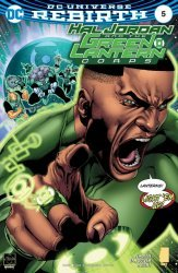 DC Comics's Hal Jordan and the Green Lantern Corps Issue # 5