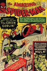 Marvel Comics's The Amazing Spider-Man Issue # 14