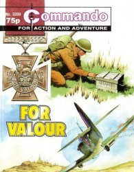 D.C. Thomson & Co.'s Commando: For Action and Adventure Issue # 3399