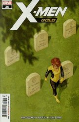 Marvel Comics's X-Men: Gold Issue # 36