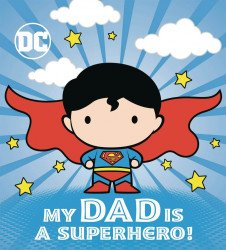 Random House Childrens Books's My Dad Is a Superhero! Hard Cover # 1