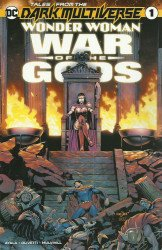 DC Comics's Tales from the Dark Multiverse: Wonder Woman - War of the Gods Issue # 1