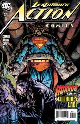 DC Comics's Action Comics Issue # 891