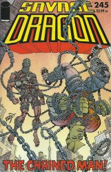 Image Comics's Savage Dragon Issue # 245