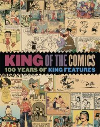 IDW Publishing's King of the Comics: 100 Years of King Features TPB # 1