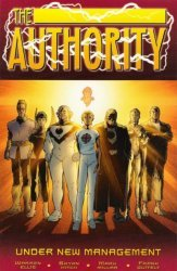 WildStorm's The Authority TPB # 2