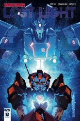 IDW Publishing's Transformers: Lost Light Issue # 8ri