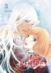 Netcomics's Give to the Heart: Memories Soft Cover # 3
