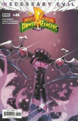 BOOM! Studios's Mighty Morphin Power Rangers Issue # 48