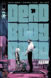 Image Comics's Dead Body Road Bad Blood Issue # 5
