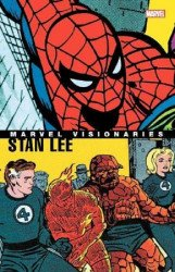 Marvel Comics's Marvel Visionaries: Stan Lee TPB # 1