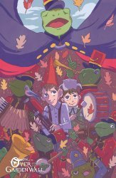 KaBOOM!'s Over the Garden Wall Issue # 1c