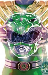 BOOM! Studios's Mighty Morphin Power Rangers Issue # 49b