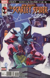 Marvel Comics's Ben Reilly: The Scarlet Spider Issue # 14
