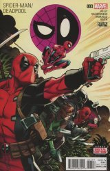 Marvel's Spider-Man / Deadpool Issue # 3-4th print