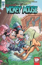 IDW Publishing's Mickey Mouse Issue # 20ri