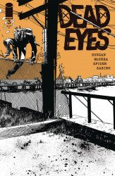 Image Comics's Dead Eyes Issue # 3