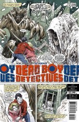 Vertigo's Dead Boy Detectives Issue # 10