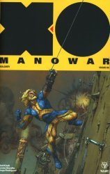 Valiant Entertainment's X-O Manowar Issue # 2b