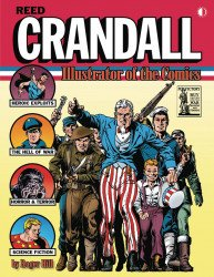 TwoMorrows Publishing's Reed Crandall: Illustrator of Comics Soft Cover # 1