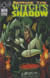 American Mythology's Beware The Witch's Shadow Issue # 1c