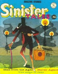 Alan Class & Company's Sinister Tales Issue # 202