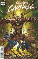 Marvel Comics's Absolute Carnage Issue # 3c
