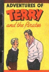 Whitman's Adventures of Terry and the Pirates: Pharmacy Giveaway Issue nn b