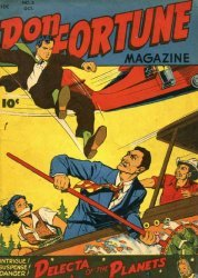 Don Fortune Publishing Co.'s Don Fortune Magazine Issue # 3