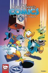 IDW Publishing's Walt Disney's Comics And Stories Vault Hard Cover # 1