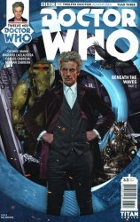 Titan Comics's Doctor Who: 12th Doctor - Year Three Issue # 3b