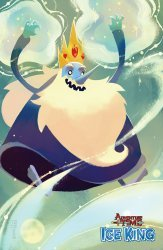 KaBOOM!'s Adventure Time: Ice King Issue # 5c