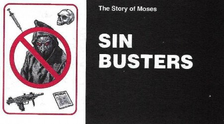 Chick Publications's Sin Busters Issue nn-2nd print