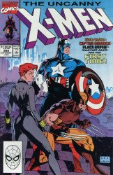 Marvel's The Uncanny X-Men Issue # 268