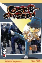Viz Media's Case Closed Soft Cover # 73