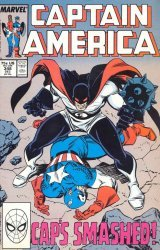 Marvel Comics's Captain America Issue # 348