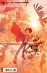 DC Comics's Challenge of The Super Sons Issue # 1b