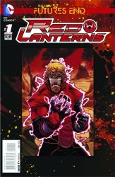 DC Comics's Red Lanterns: Futures End Issue # 1
