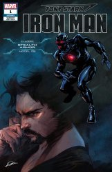 Marvel Comics's Tony Stark: Iron Man Issue # 1p