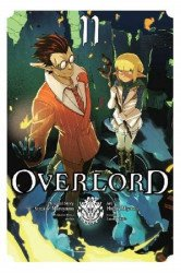 Yen Press's Overlord Soft Cover # 11