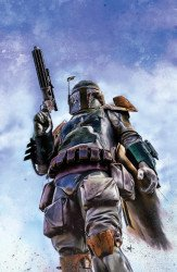 Marvel Comics's Star Wars: War of the Bounty Hunters - Alpha Issue # 1limitededition-b